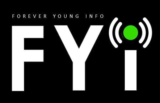 Forever Young Info Logo Podcast